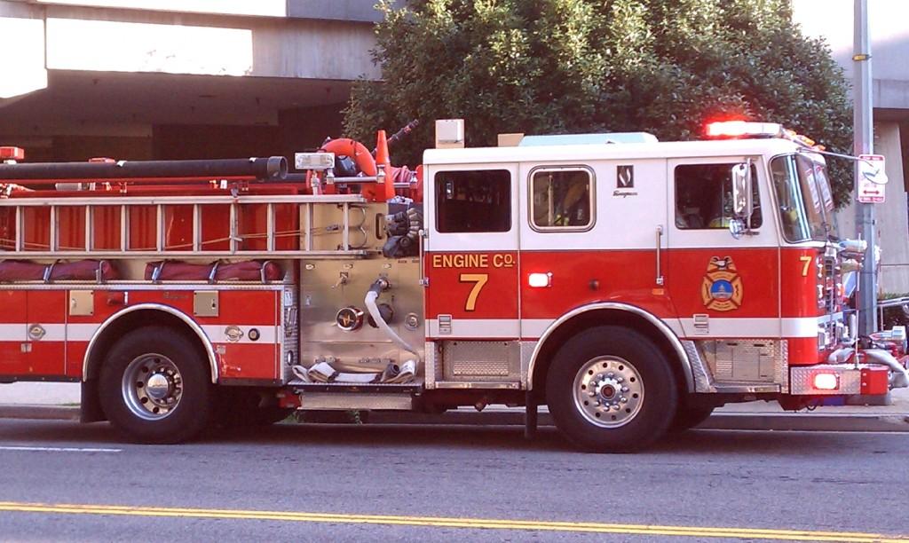 DC fire